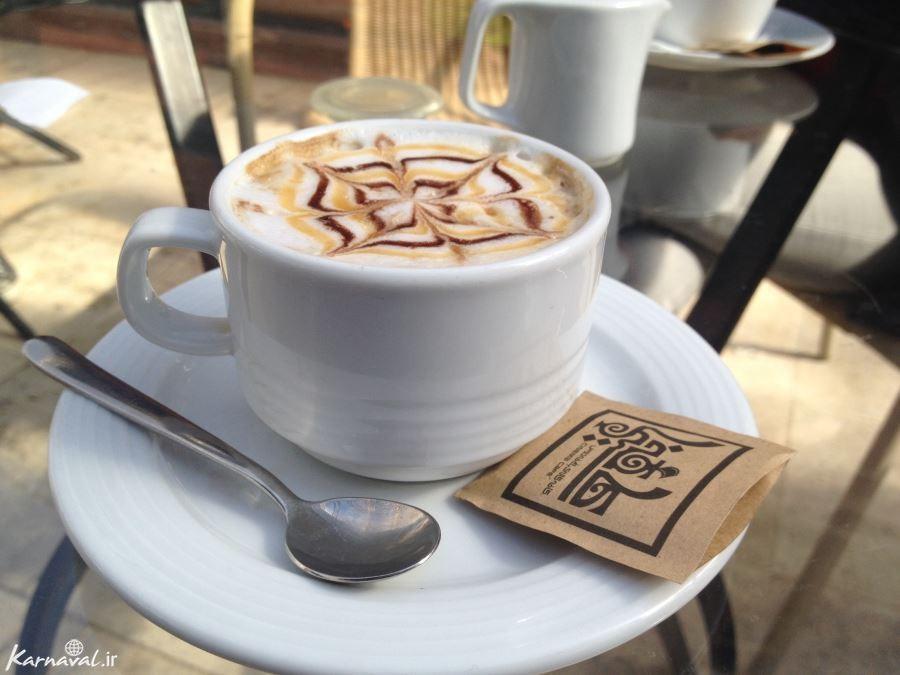 کافه ویونا پلاس(باغ فردوس)