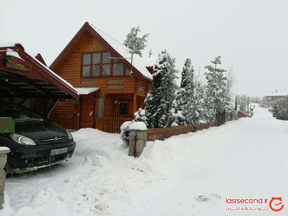 سفر به زلاتیبور صربستان