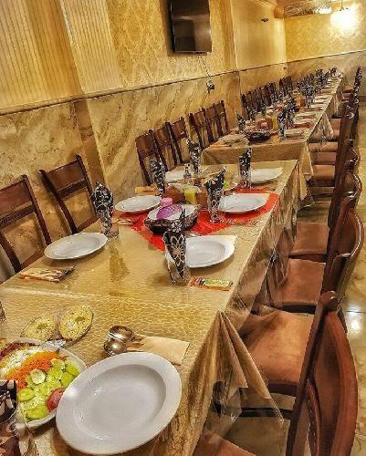 رستوران افتخاری