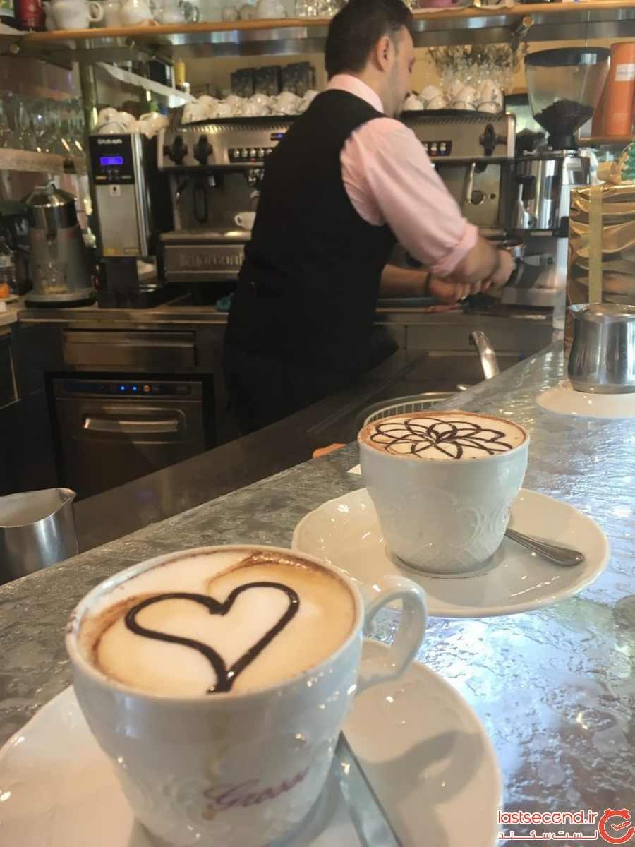 شهرهای که با قهوه هایشان به شهرت رسیده اند
