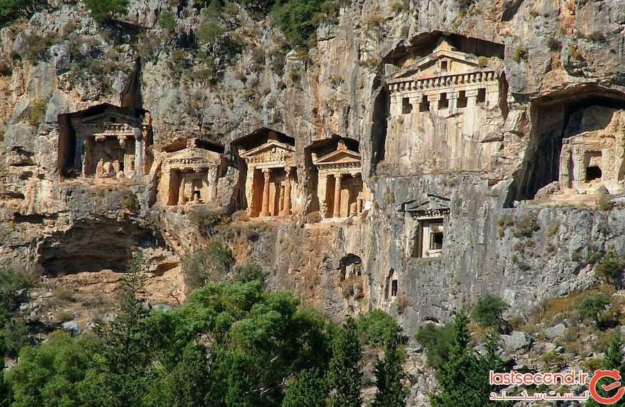 مارماریس، بهشت گردشگران ترکیه