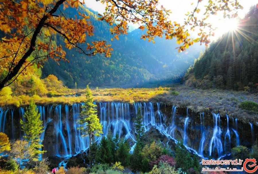 10 مورد از زیباترین عجایب طبیعی جهان
