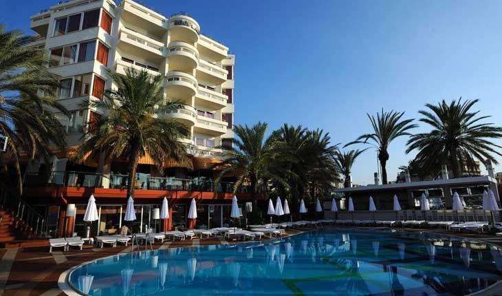 هتل الگانس ، هتلی خارق العاده و باکیفیت در مارماریس 