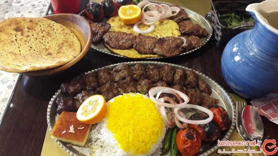 کافه کباب هیوا تهران