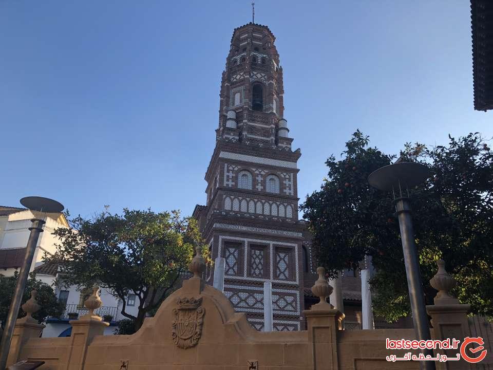 کلیسای دهکده اسپانیایی ها