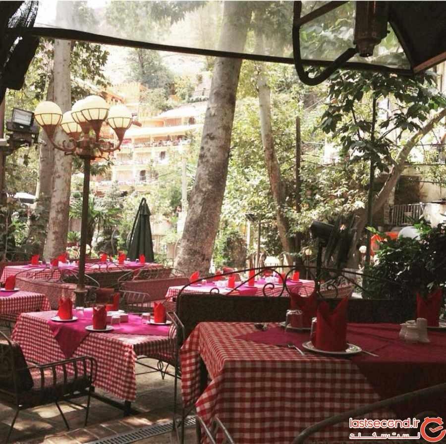 رستوران کوهپایه دربند