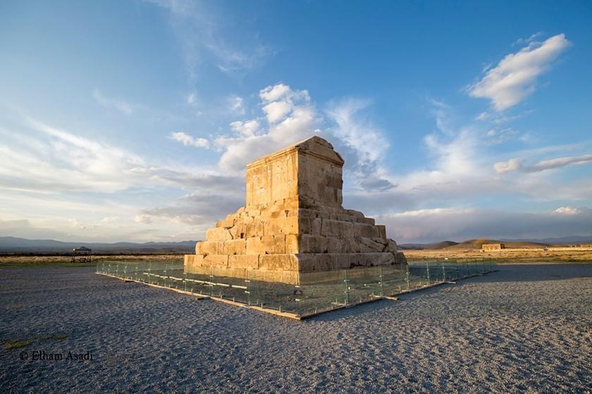 Pasargad (Tomb of Cyrus)