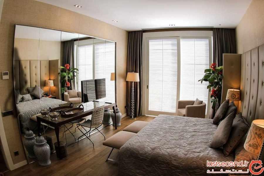 هتل الگانس مارماریس (نقد و بررسی)