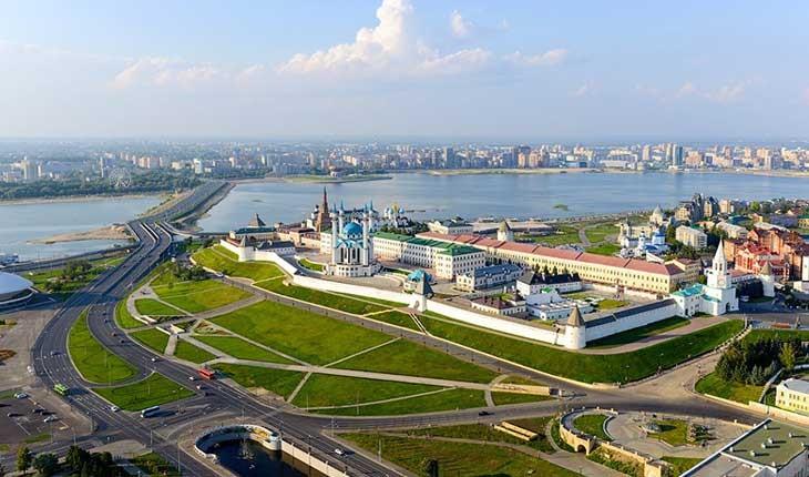 دانستنی های مهم درباره شهر کازان ، میزبان جام جهانی روسیه