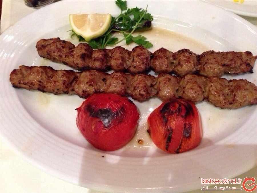 رستوران یاس تهران