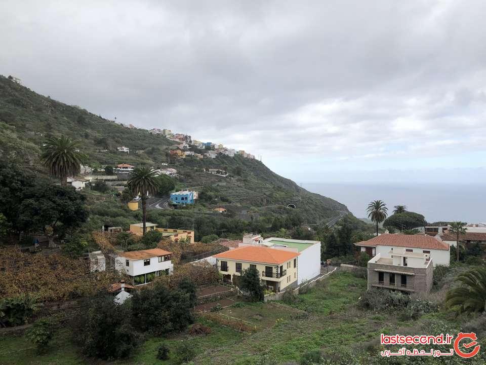 مزارع روستای Icod de los vinos