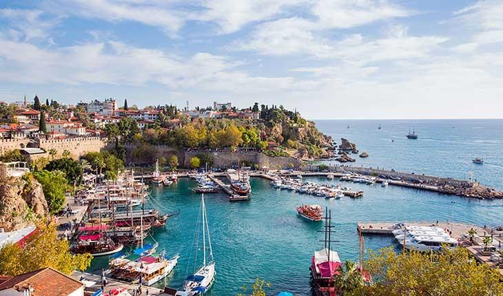 راهنمای گردشگری و سفر به آنتالیا