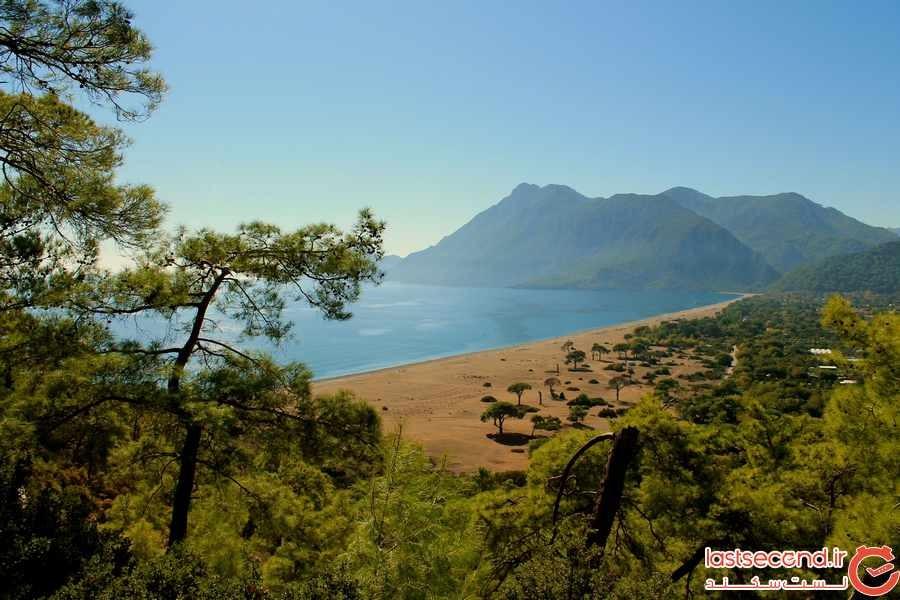 عاشقانه ترین مقاصد ترکیه برای سفرهای دو نفره 