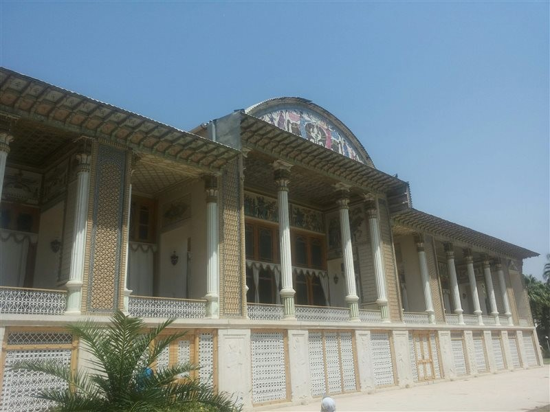 باغ عفیف آباد (گلشن)