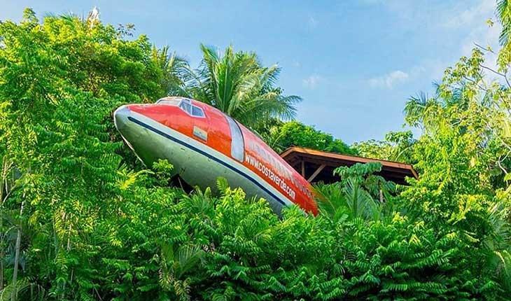 هواپیماهایی که به هتل تبدیل شدند