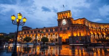 تور ارمنستان تیر 97