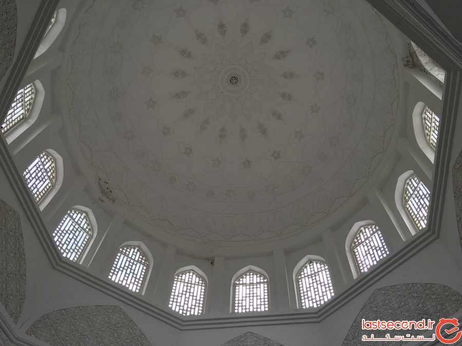 جایی که پدر شعر فارسی در آن آرام گرفته است