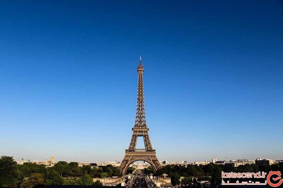 چرا فرانسه مقصد محبوب گردشگران است؟
