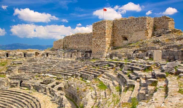 دیدیم، مقصد محبوب تابستانی در ترکیه 