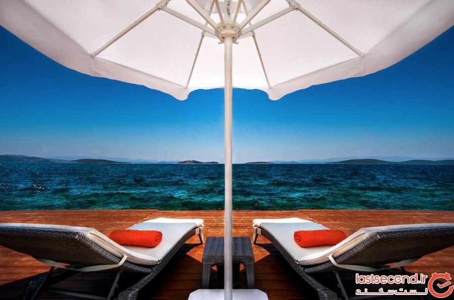 بدروم بای پارامونت ریزورت ، هتلی لوکس و خارق العاده در بدروم ترکیه 