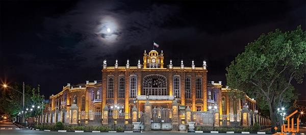 عمارت شهرداری موزه شهر