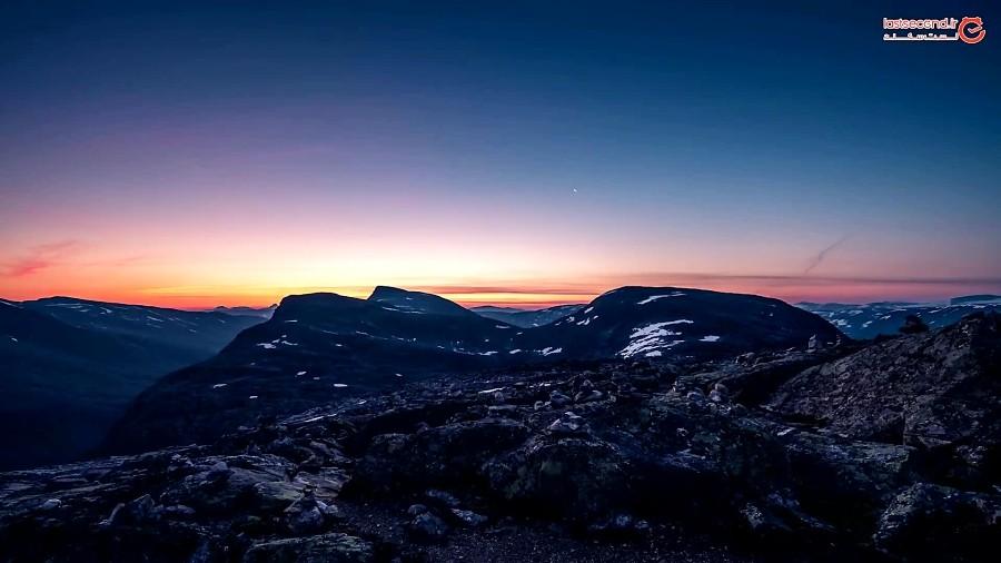 نروژ جایی که طبیعت در آن معنا پیدا میکند