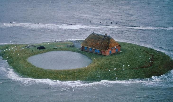 جزایر فراموش شده دریای وادن