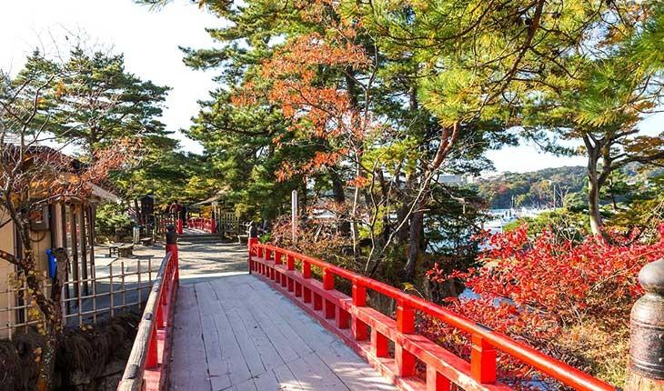 7 مسیر پیاده روی زیبا و تماشایی  در ژاپن 