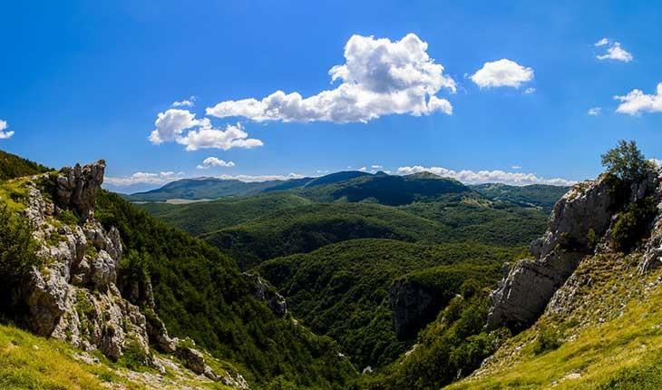 ده پارک ملی زیبا و تماشایی در ایتالیا