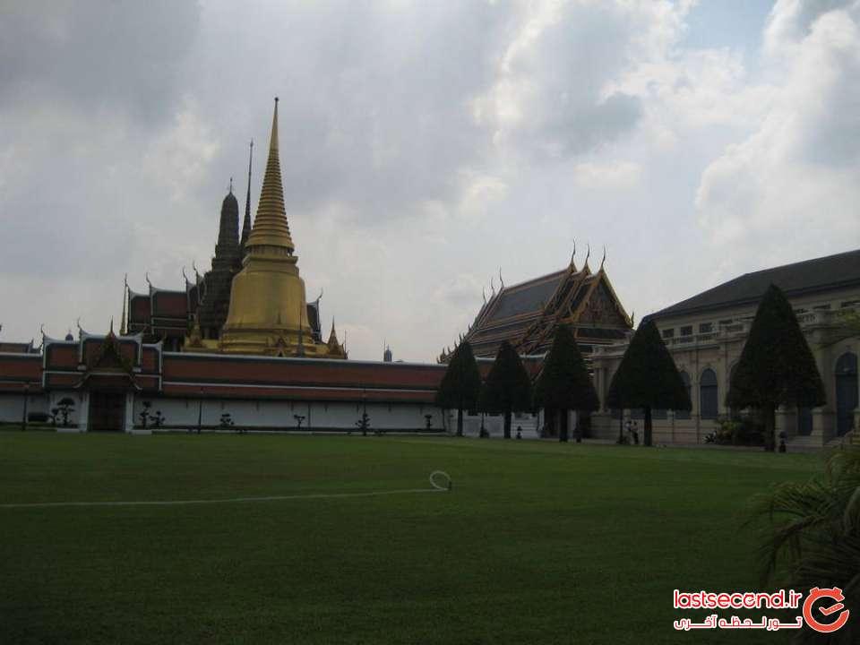 کاخ پادشاهی بانکوک