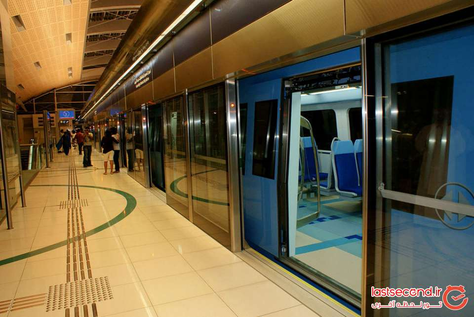 مترو دبی