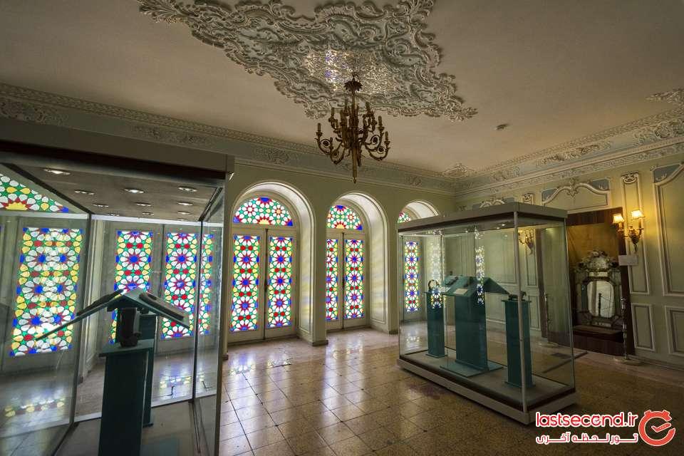 موزه آينه و روشنايی يزد