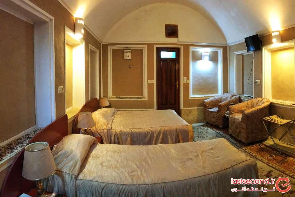 هتل کاروانسرای مشير