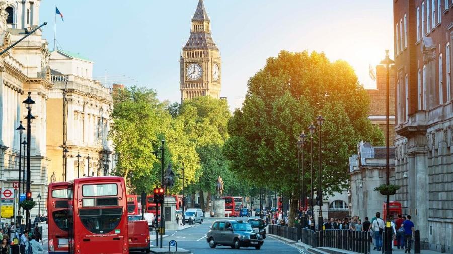 لندن یک شهر واقعی