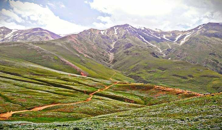 دشتِ جواهر ، فرشی از طبیعت در شرقی ترین ناحیه گیلان