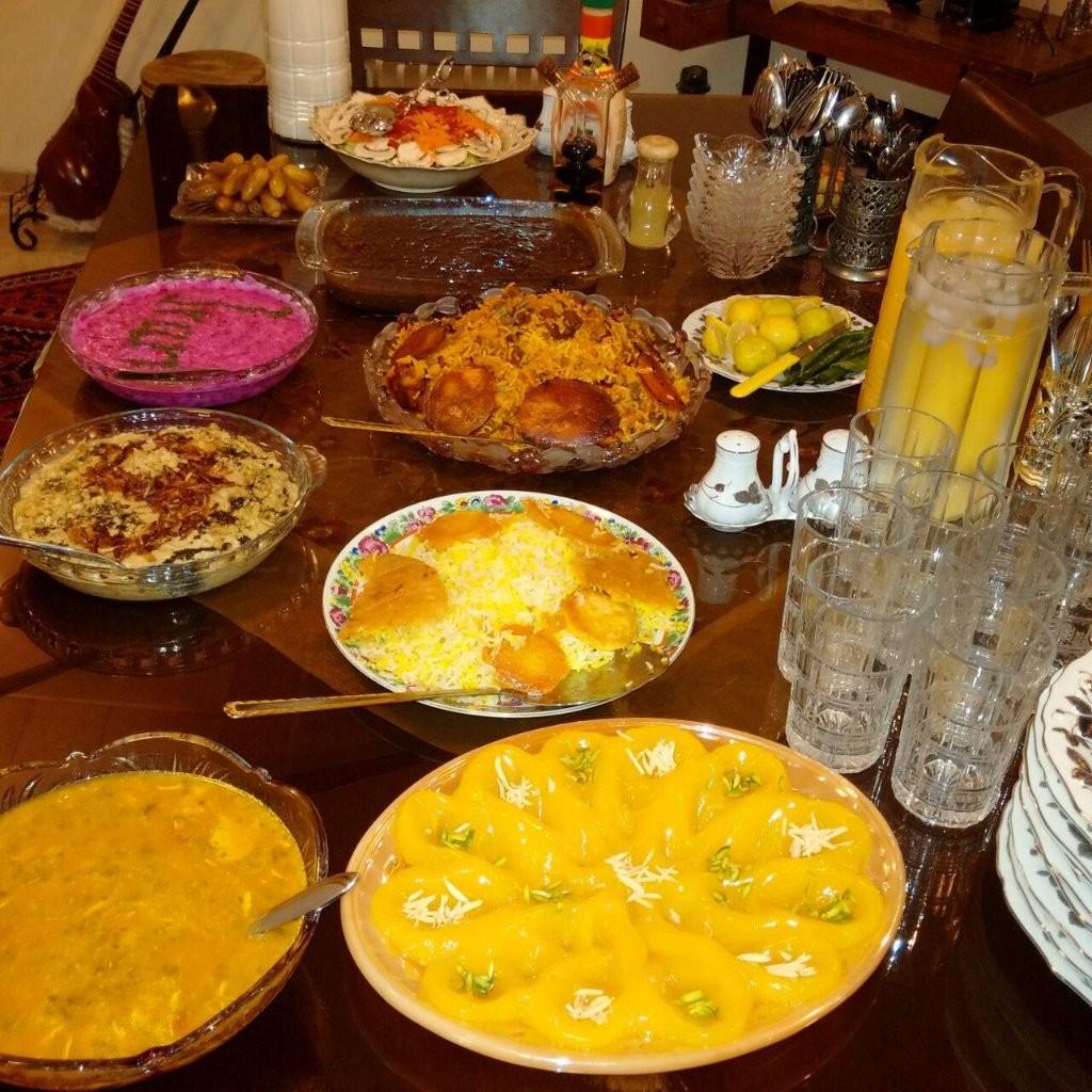 رستوران شام ایرانی