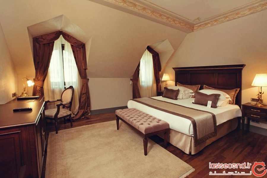 هتل پالازو دونیزتی (Palazzo Donizetti Hotel)