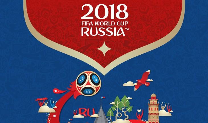 برنامه کامل بازی های جام جهانی روسیه 2018 (دور مقدماتی)