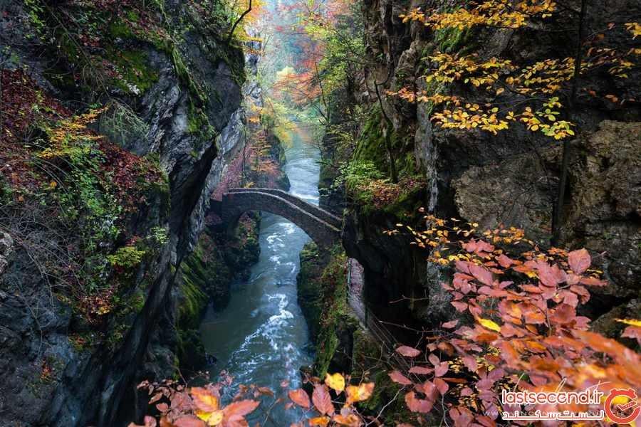 پل سنگی سوییس