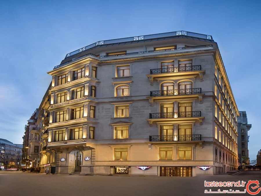 هتل بی وی اس لاش تکسیم (Bvs Lush Hotel Taksim)