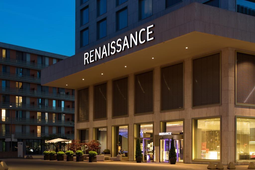 هتل رنسانس زوریخ تاور