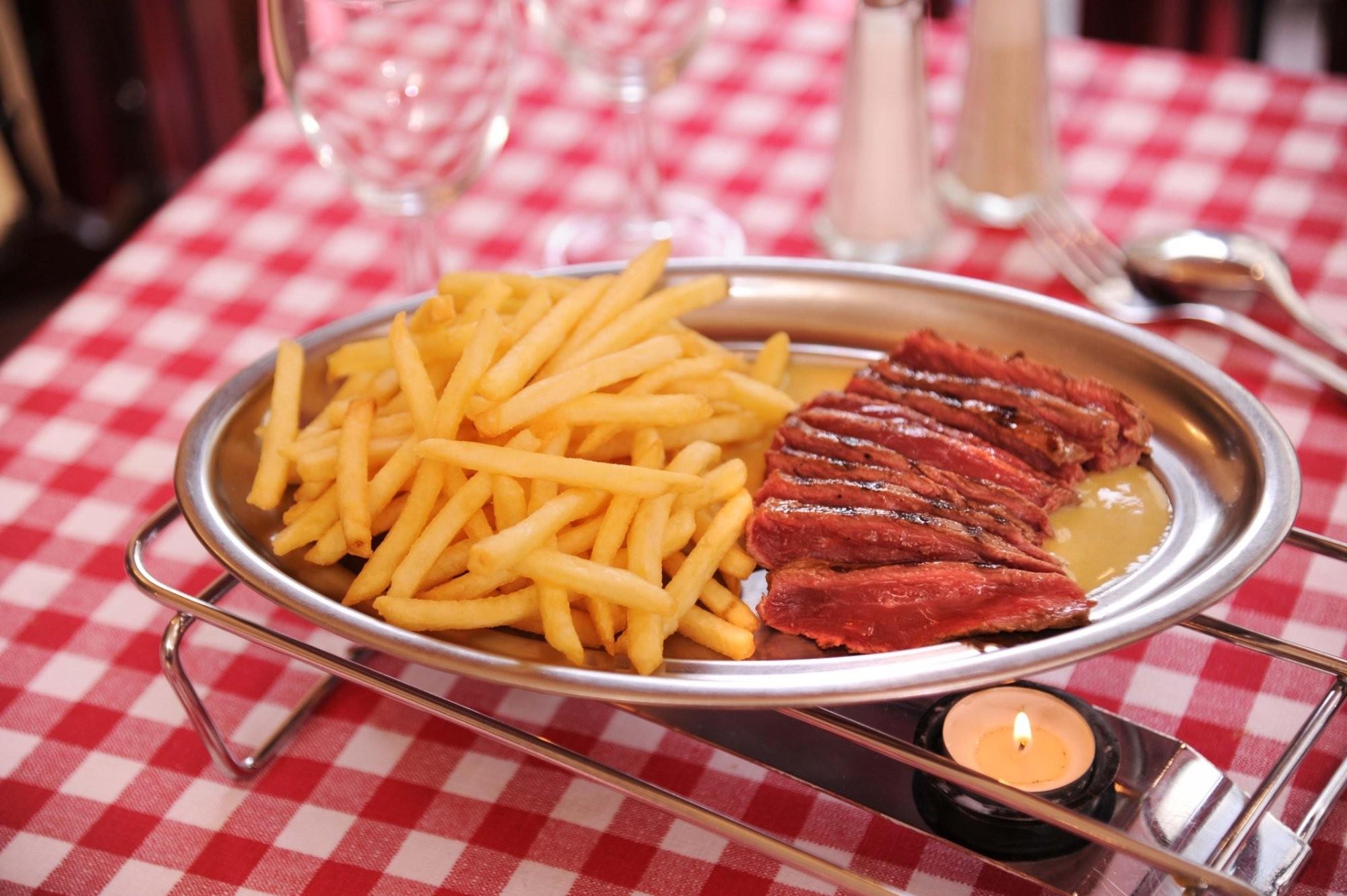 L'Entrecote de Paris Restaurant