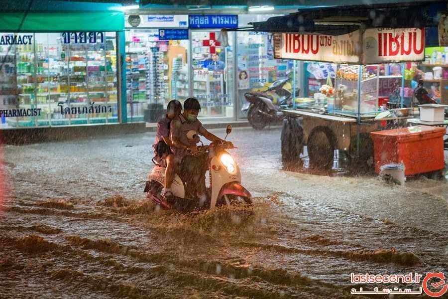 کارهای ممنوعه در آسیای جنوب شرقی