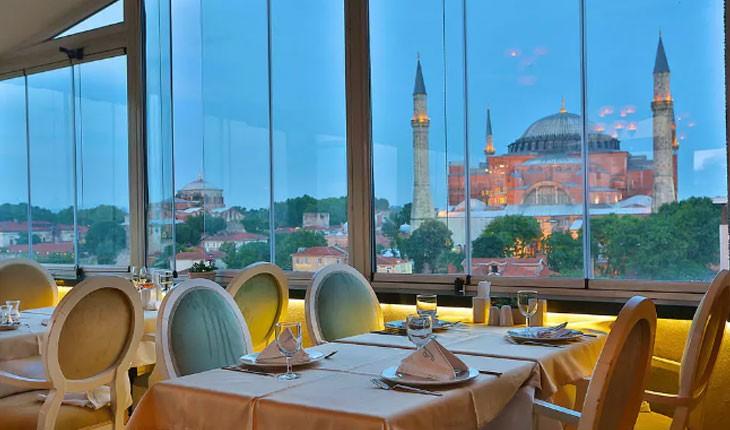 بهترین هتل های استانبول از دید کاربران لست سکند