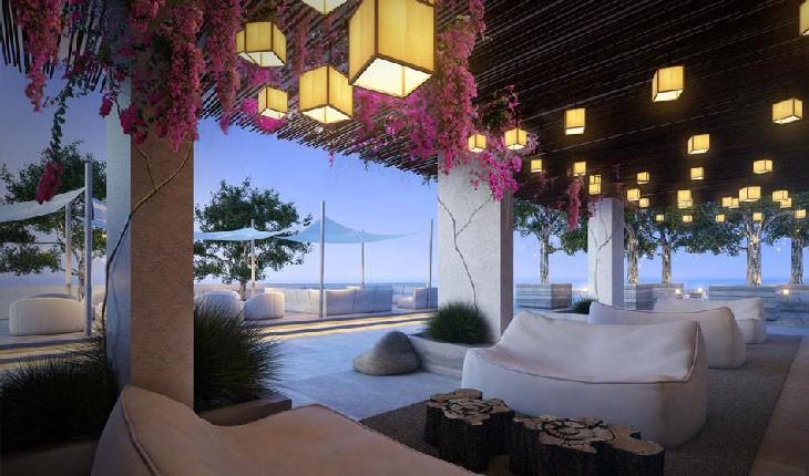 6 هتل مشهوری که نمای بیرونی آنها با گل و گیاه تزئین شده است