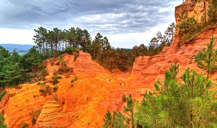 10  منظره طبیعی زیبا و تماشایی در فرانسه 