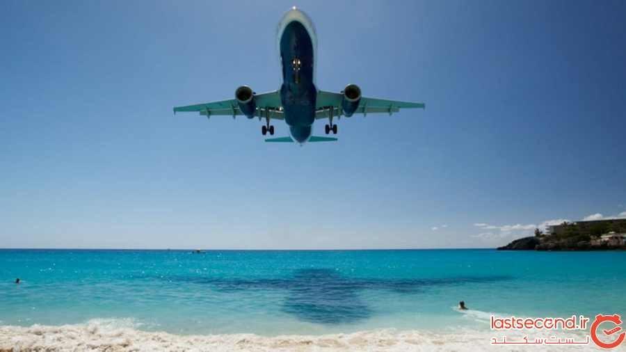 کوتاه ترین پرواز تجاری بین المللی