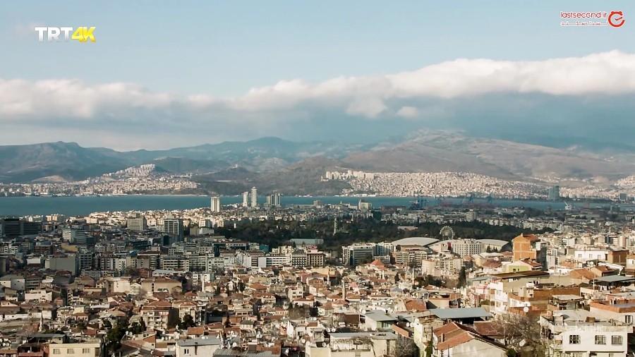 ازمیر شهری دیدنی با 8500 سال قدمت