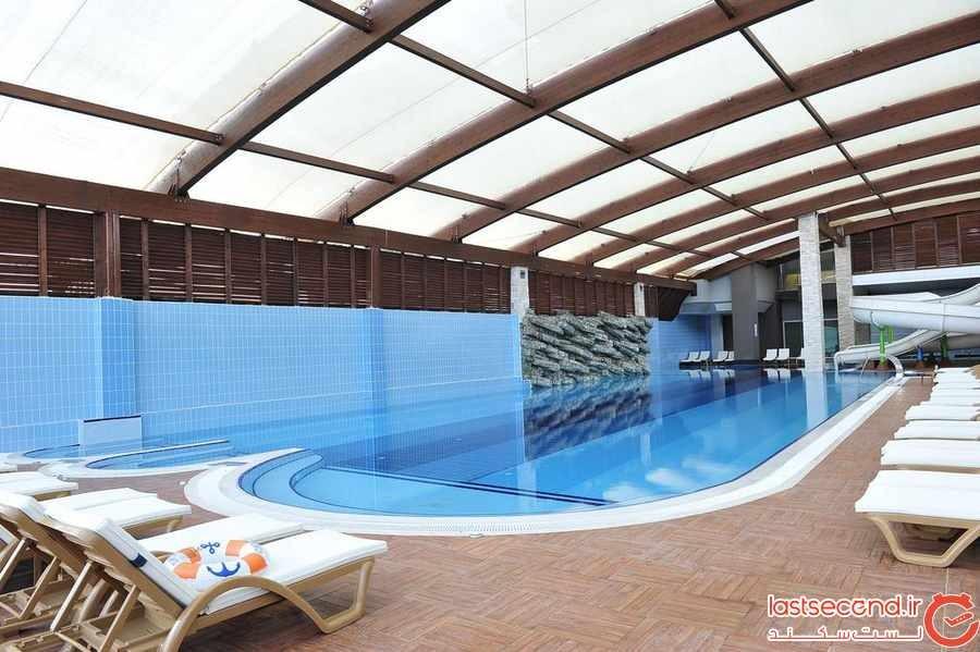 هتل و ریزورت آدنیا ( Adenya Hotel & Resort )