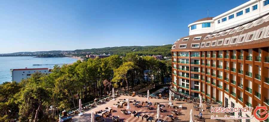 هتل ووم دلوکس ( Wome Deluxe Hotel )